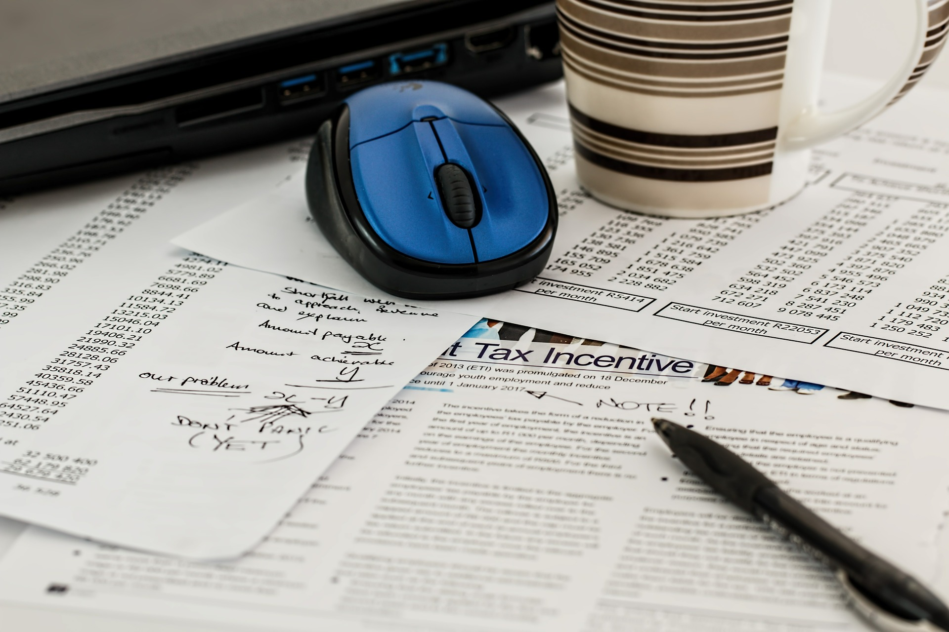 Preparing Taxes for Your Small Business